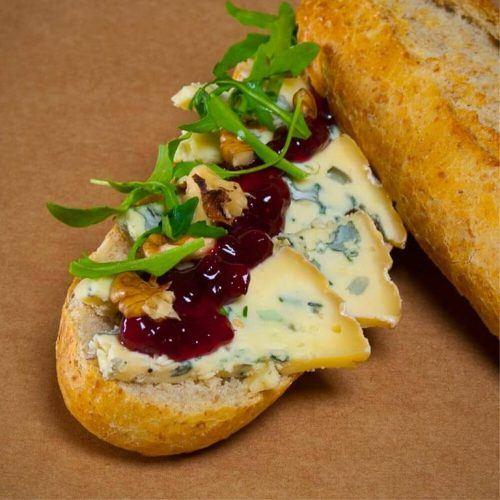 Broodje Franse kaas