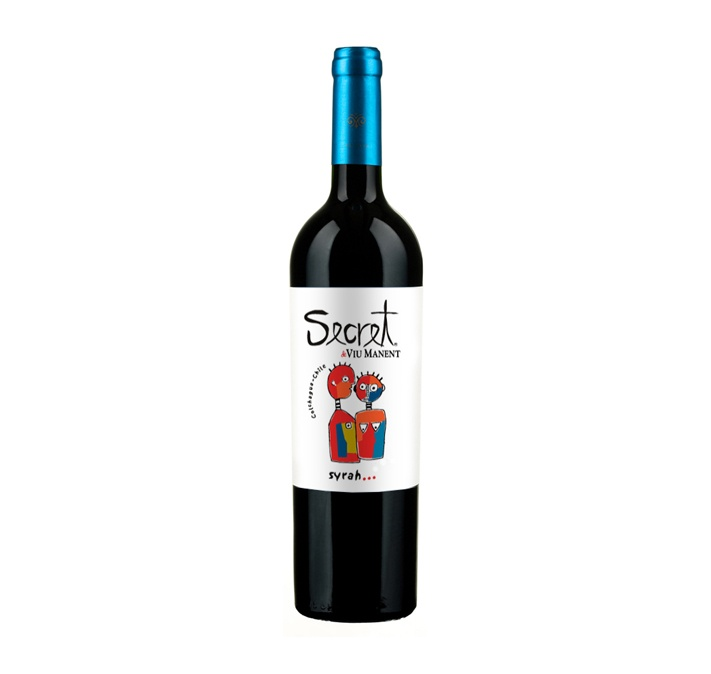 Viu Manent Secret Syrah Rood Chili