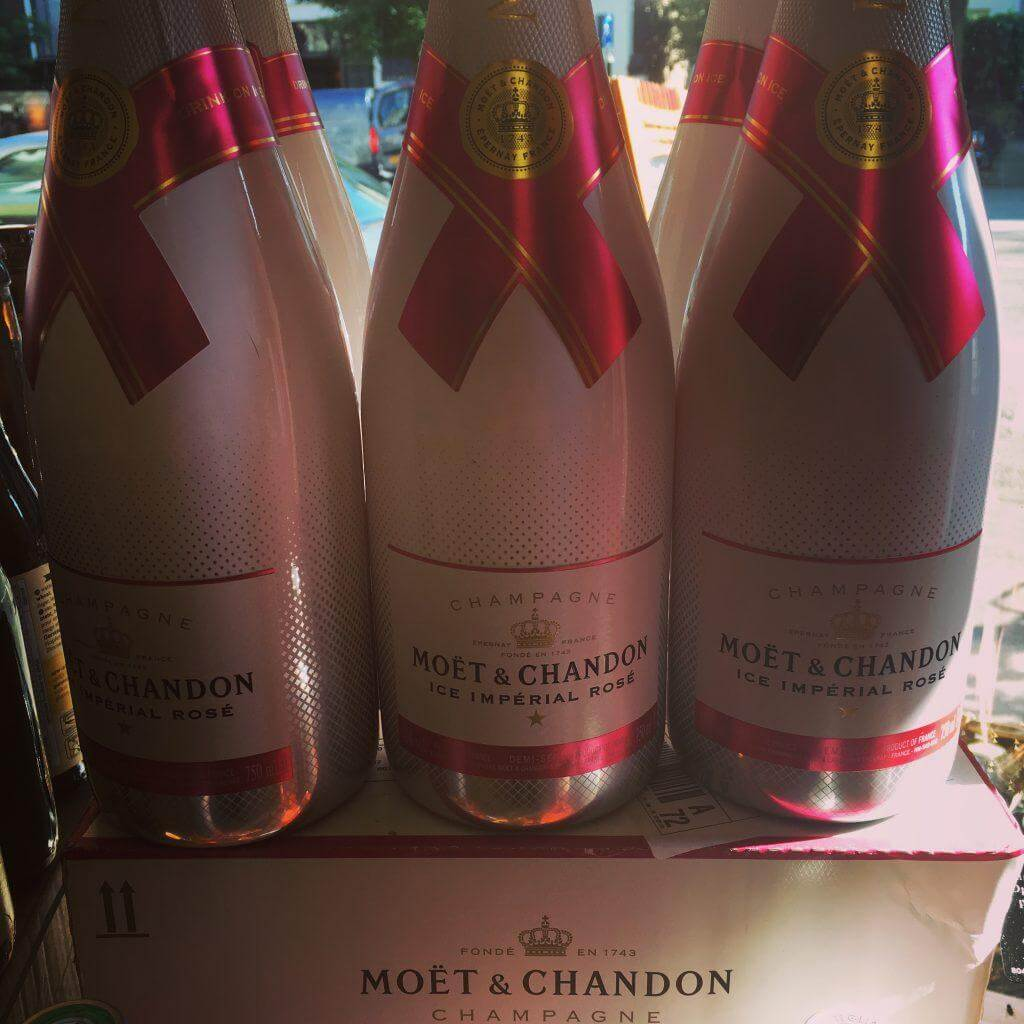 Moet & Chandon Ice Imperial Rosé