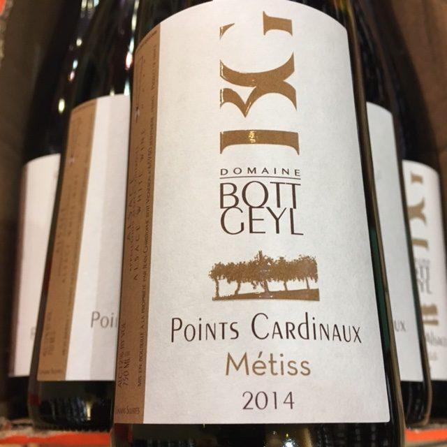 Bott Geyl Pinot d'Alsace Métiss