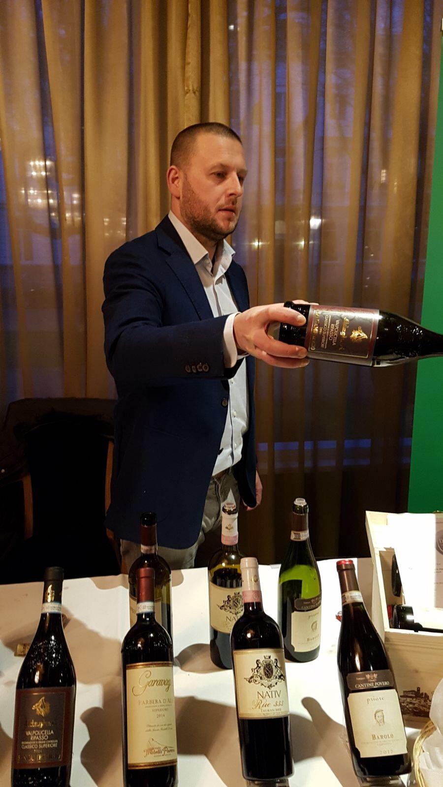 Wine & Food Experience Lente Editie